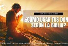 Como-usar-tus-dones-segun-la-biblia-versiculos
